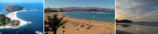 Playas españolas preferidas por los lectores