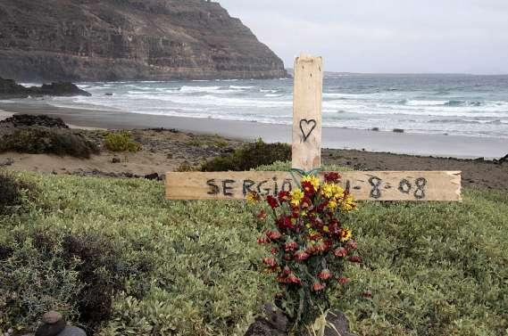 Hallan el cadáver del joven desaparecido en Lanzarote