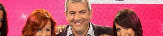 El presentador Carlos Sobera.
