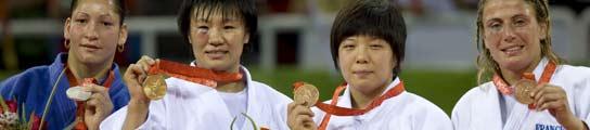 Judo en Pekín 2008