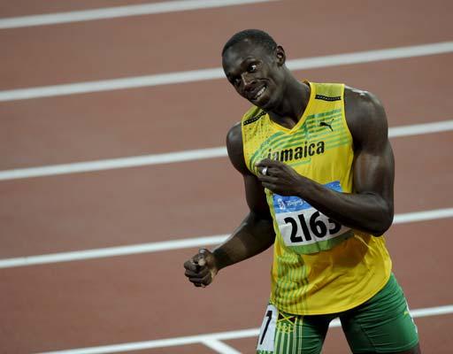 Bolt bate el récord mundial