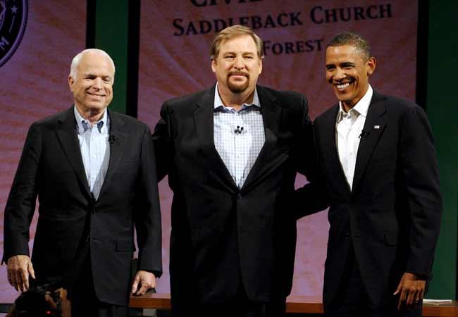 McCain y Obama
