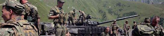 Tropas rusas comienzan su retirada de Georgia