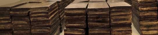 Detenidos en el puerto de Algeciras con 40 kilos de hachís