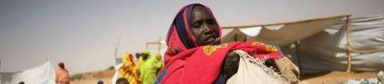 Mueren treinta refugiados en una operación policial contra un campamento en Darfur
