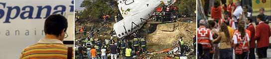 Tragedia en Barajas.