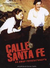 Calle Santa Fe - Cartel