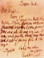 Carta de Jack 'El Destripador'