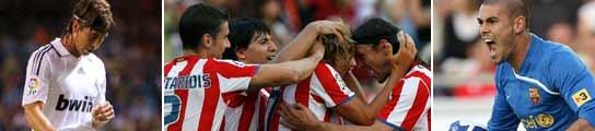 Ramos, Atlético y Víctor Valdés