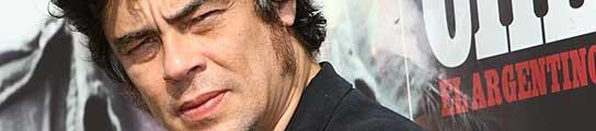 Benicio del Toro dice que la Bolivia de Evo Morales era el sueño de el Che Guevara  (Imagen: JORGE PARIS)