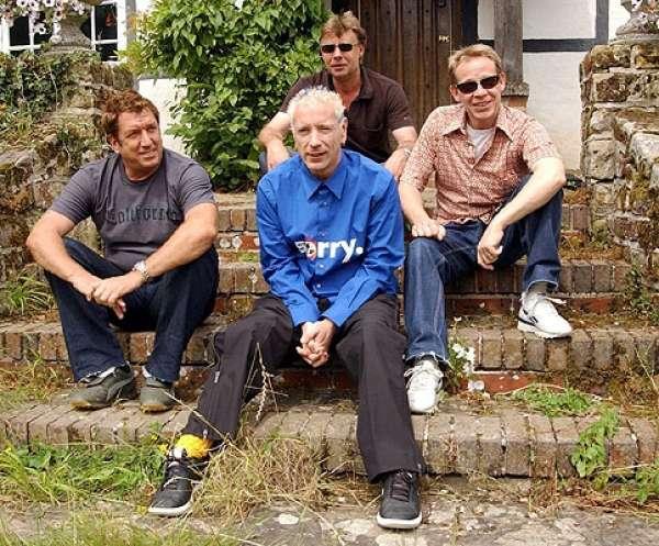 Sex Pistols, la cita más esperada en el Azkena Rock de Vitoria