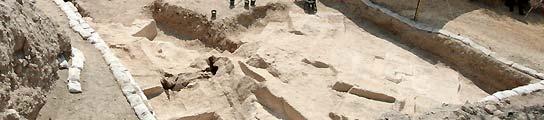 Los arqueólogos desentierran la muralla que rodeó Jerusalén en tiempos de Jesús