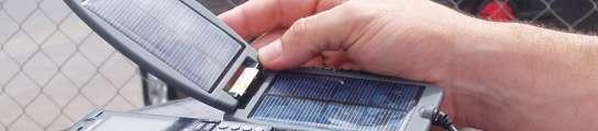 La energía solar podría ser la clave para acelerar la revolución móvil
