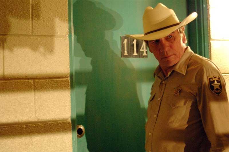 Tommy Lee Jones, en 'No es país para viejos'.