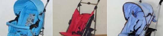Modelos de silla peligrosos