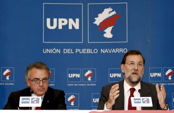 PP y UPN, unidos.
