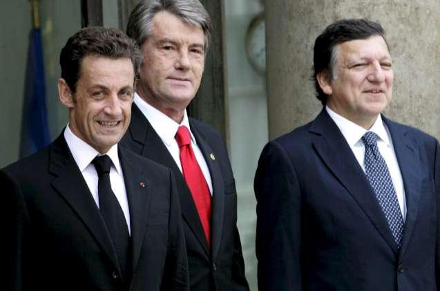 Cumbre bilateral en el Elíseo de París