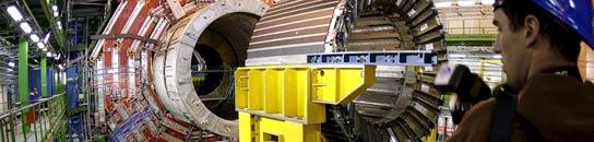 Arranca el mayor acelerador de partículas para desvelar los secretos del universo