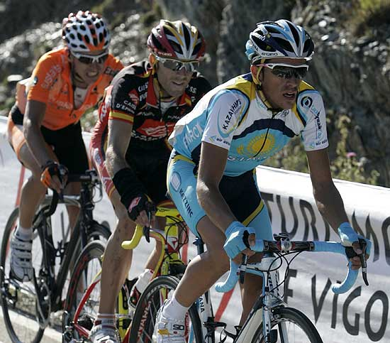 Alberto Contador.