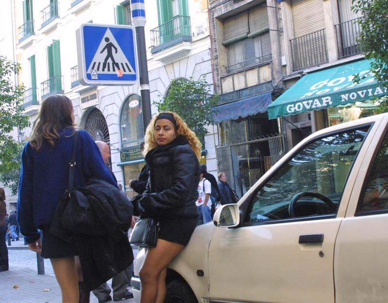 sexo seguro con prostitutas prostitutas calle