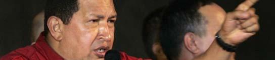 Chávez denuncia la presencia de aviones espía colombianos y ordena derribarlos  (Imagen: ARCHIVO)