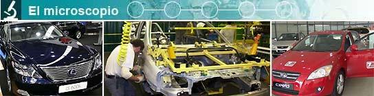 La industria del automóvil, en la cuneta