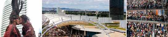 La ciudad coreana de Yeosu recibe la bandera de la próxima Expo Internacional