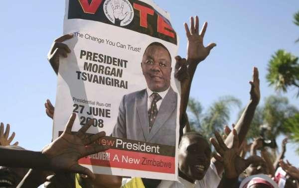 Los opositores de Mugabe celebran el acuerdo