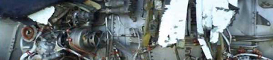 Accidente Spanair Barajas