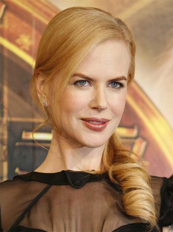 La actriz Nicole Kidman, en una imagen de archivo.