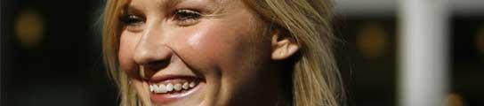 La actriz Kirsten Dunst.