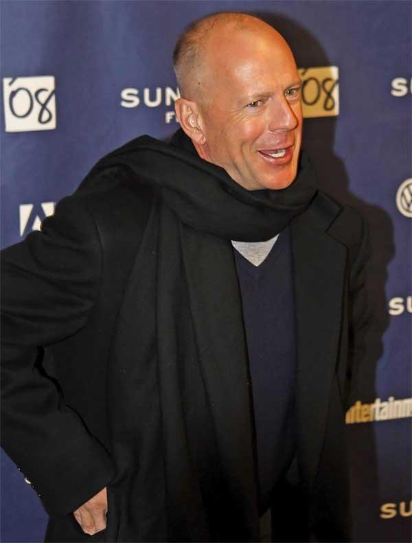 Bruce Willis, en una imagen de archivo.