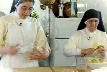 Unas monjas la revoluci n de los programas de cocina y for Programas de cocina en espana