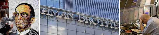Lehman Brothers y Barclays