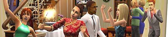 Imagen de una de las versiones de 'Los Sims'.