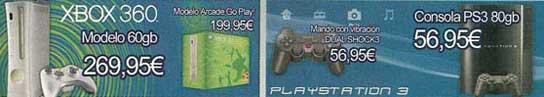 Playstation 3 a 56,95€