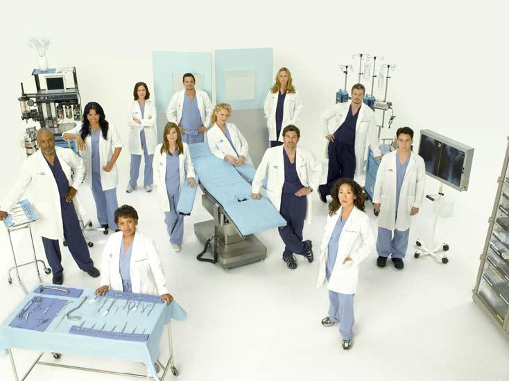 Anatomía de Grey\' regresa a Cuatro para concluir su cuarta temporada