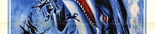 Cartel de la película 'Moby Dick', de John Huston.