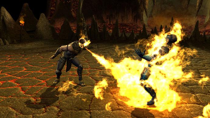 MK vs. DC Universe