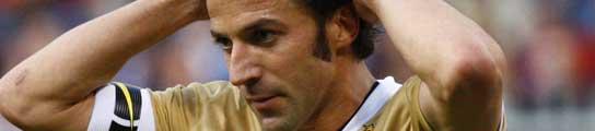Del Piero con la Juventus