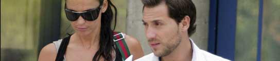 Antonio David y Olga Moreno