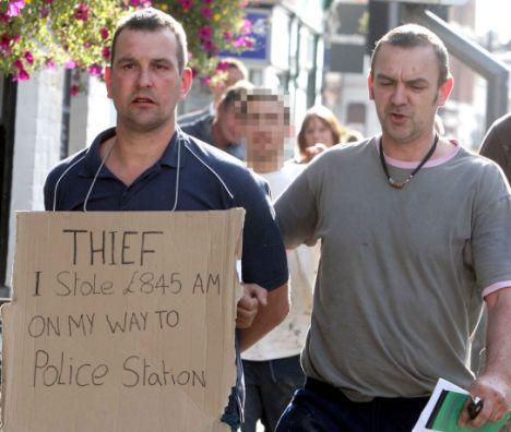 Detención ilegal en Inglaterra