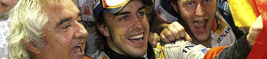 """Briatore: """"Alonso es mejor que Schumacher"""""""