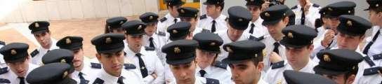 """Policías nacionales se manifiestan en Madrid en demanda de un """"salario digno""""  (Imagen: AGENCIAS)"""