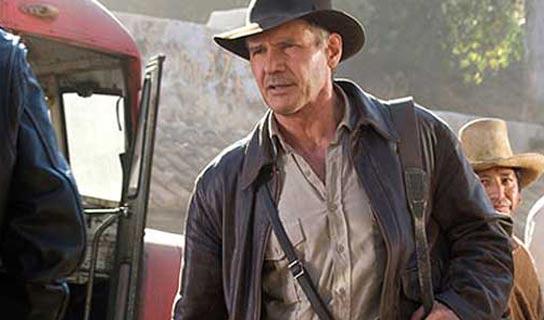 Harrison Ford sobre  Indiana Jones 5