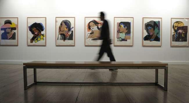 Exposición Andy Warhol