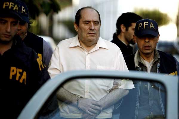Rodriguez Menéndez, detenido