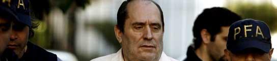 Argentina rechaza excarcelar al abogado Rodríguez Menéndez por riesgo de fuga