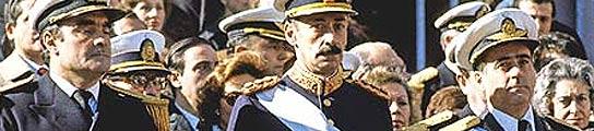 El dictador Videla pierde el beneficio de la prisión domiciliaria e ingresa en la cárcel