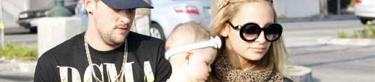 Nicole Richie y familia